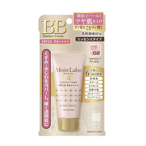 明色化粧品 モイストラボ BB シャイニーベージュ 33g ×48個セット