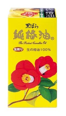 【送料込・まとめ買い×48個セット】 純椿油 72ml 1個 (ヘアケア・オイル・美容)