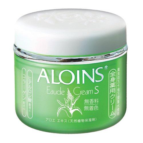 【送料込】 アロインス化粧品 オーデクリームS 185g 無香料 ×48個セット