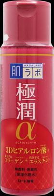 【送料込・まとめ買い×48個セット】 ロート製薬 肌研 ハダラボ 極潤αハリ化粧水 170ml 1個