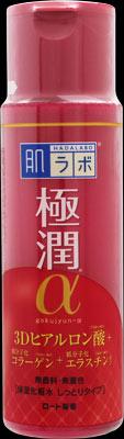 【送料込・まとめ買い×48個セット】 ロート製薬 肌研 ハダラボ 極潤αハリ化粧水しっとりタイプ 170ml 1個