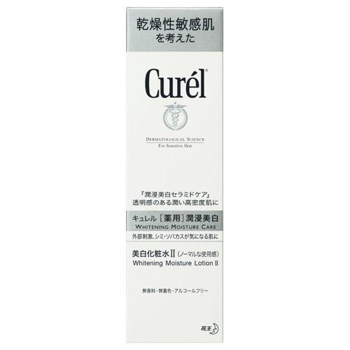 【送料込・まとめ買い×24個セット】花王 キュレル 美白化粧水2 140ml