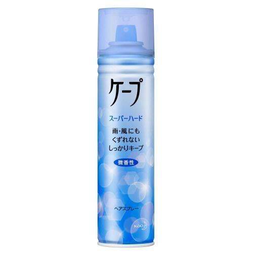 【送料無料・まとめ買い×20個セット】花王 ケープ スーパーハード 微香性 180g