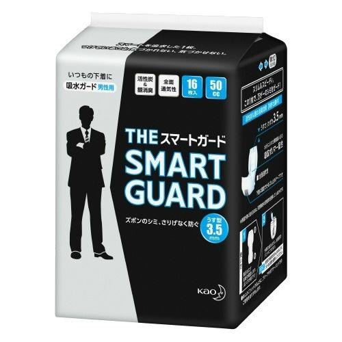 【送料無料・まとめ買い×16個セット】花王 スマートガード 16枚入