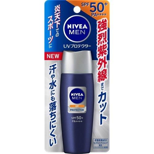 【送料無料・まとめ買い×24個セット】花王 ニベアメン UVプロテクター 40ml