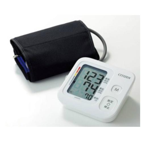 【送料無料・まとめ買い×20個セット】シチズン 上腕式血圧計 CHUF-311 1個