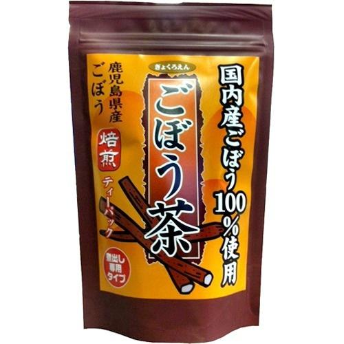 【送料込・まとめ買い×20個セット】玉露園 国産ごぼう茶 2g×18袋入 1個
