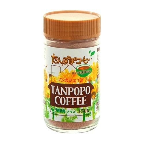 【送料込・まとめ買い×24個セット】ユニマットリケン たんぽぽコーヒー 150g 1個