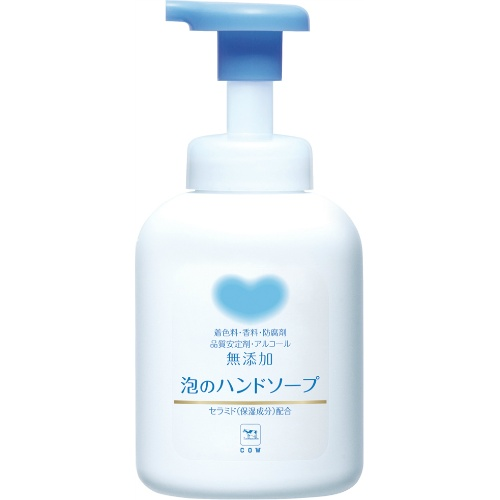 【まとめ買い】【牛乳石鹸】【無添加】カウブランド無添加泡のハンドソープ 360ML【無添加360mL】 ×24個セット