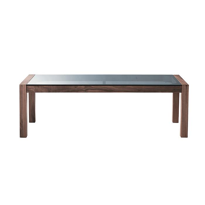 リビングテーブル 組立式 LT-66-W 幅1200x奥行500x高さ380mm 桜屋工業