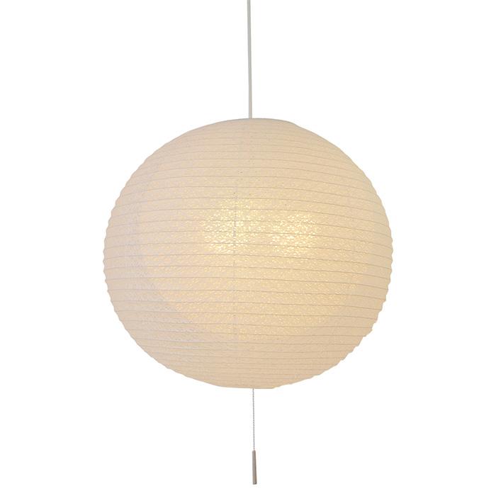 3灯 和紙 ペンダントライト bud 小梅白in小梅白 電球付属なし シェードサイズ 幅550x奥行550x高さ500mm 彩光デザイン