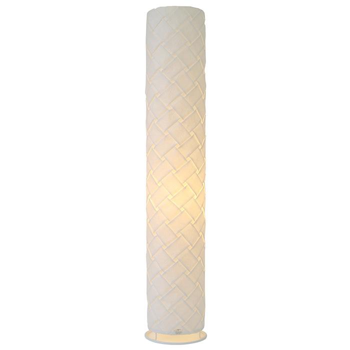 フロアライト 和紙 hime 織姫 電球付属 幅170x奥行170x高さ880mm 彩光デザイン
