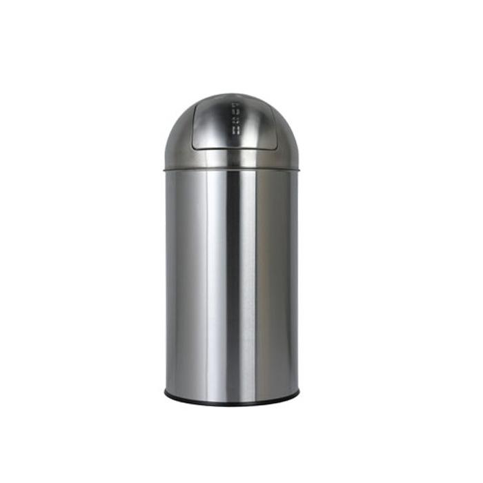 ゴミ箱 DUST BIN SATIN FINISHED 30L 幅300x奥行300x高さ670mm ダルトン