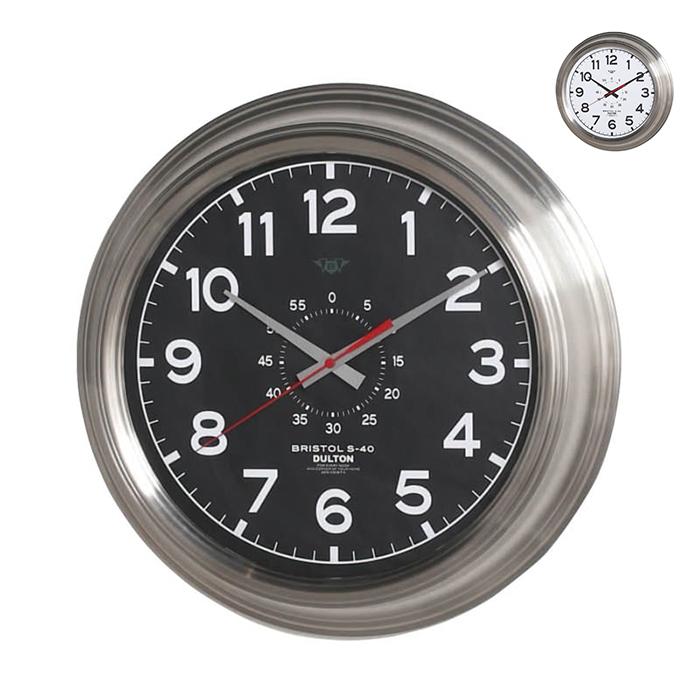 時計 WALL CLOCK BRISTOL S-40 405Rmm ダルトン