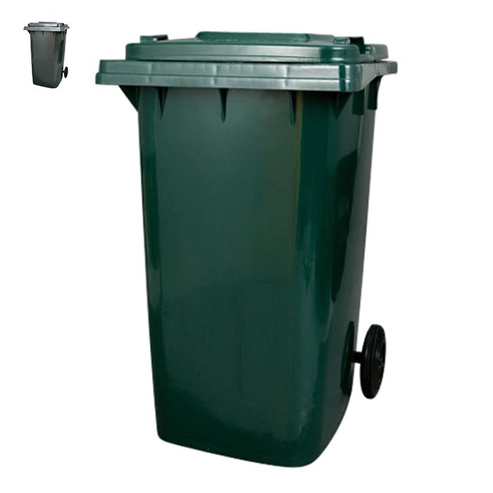 ゴミ箱 PLASTIC TRASH CAN 240L 組立式 幅600x奥行750x高さ1010mm ダルトン