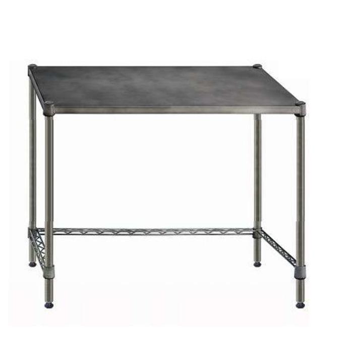 テーブル 組立式 ホームエレクター ヴィンテージ シリーズ セット アイテム 幅600x奥行450x高さ700mm エレクター