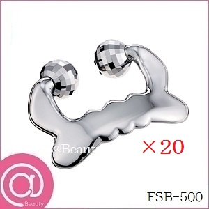 【×20セット】 ベノア かっさローラー FSB-500