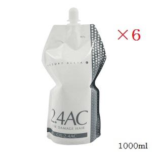 (×6セット)DEMI デミ アソート アリア OX-2.4AC 1000ml (医薬部外品)