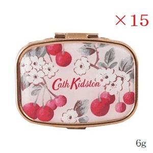 キャスキッドソン リップバームコンパクト 6g チェリー ×15セット