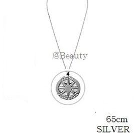 (正規品)バンデル チタン ネックレス ラージ Silver 65cm