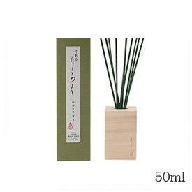 竹彩香りらく 50ml ひのき