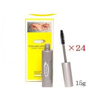 (×24セット)アイズ アイラッシュ リポゾーン 15g まつ毛用美容液 順次リニューアル品となります。