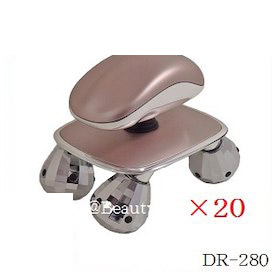 【×20セット】ベノア ボディシェイプローラー スリムシャイン4 プラス DR-280