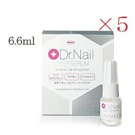 (×5セット)「Dr.Nail」DEEP SERUM 6.6mL