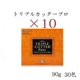【×10セット】エステプロラボ ハーブティープロ トリプルカッタープロ 90g 30包
