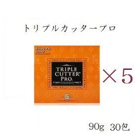 【×5セット】エステプロラボ ハーブティープロ トリプルカッタープロ 90g 30包