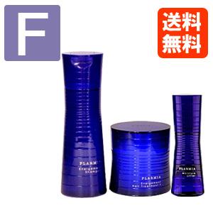 atbijin: Milbon co., Ltd. pragma enagement F 3piece set\/shampoo \u0026 hair treatment F \u0026 moisture