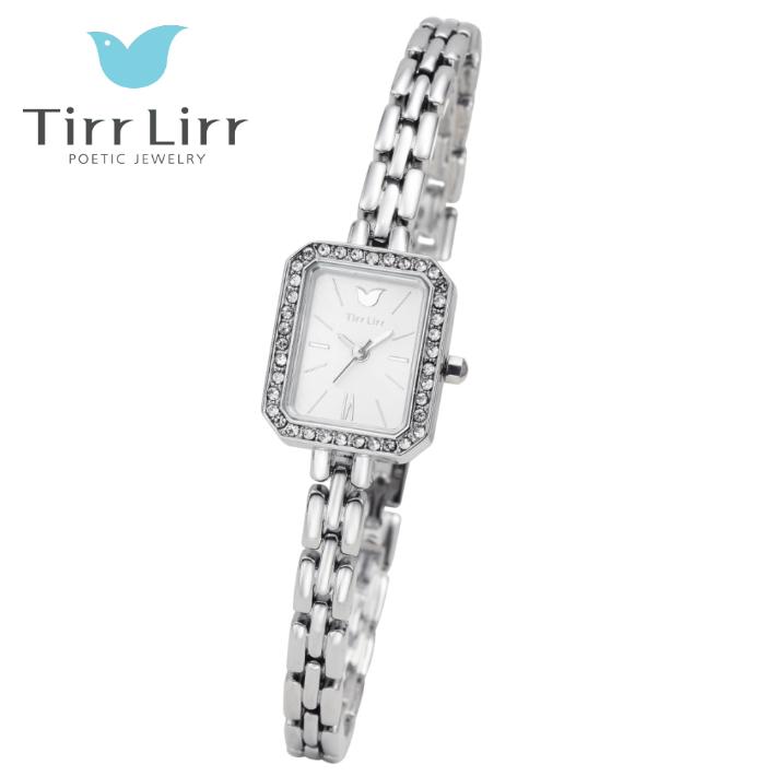 公式ライセンス 正規品 TirrLirr TIRRLIRR ティルリル 腕時計 ジュエリー ウォッチ レディース ブランド 人気 プレゼント twc-102RH