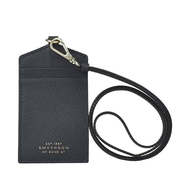 スマイソン SMYTHSON ネームタグ タグホルダー カードケース パスケース メンズ レディース ブランド 1026694