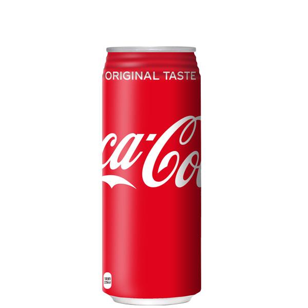 コカコーラ 500ml缶 24本入り 2ケース 48本 送料無料 コカ・コーラ社直送 4902102042970 2019