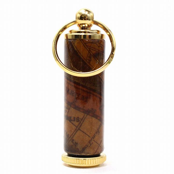 luminio ルミニーオ キーホルダー イタリア製紙 日本製 ピルケース 小物入れ クスリ入れ くすり入れ 薬入れ ゴールドVjpqSGUMLz