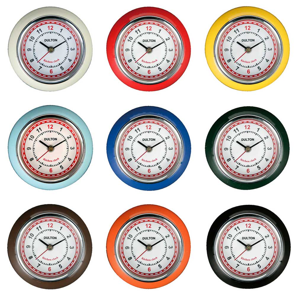 달 튼 KITCHEN CLOCK WITH MAGNET
