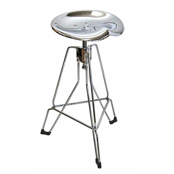 Dalton BAR STOOL Clipper chrome