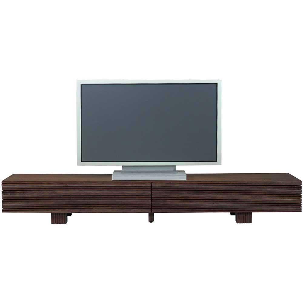 テレビ台 TVボード テレビボード AVボード アルシュ 240 ウォールナット天然木 北欧モダン