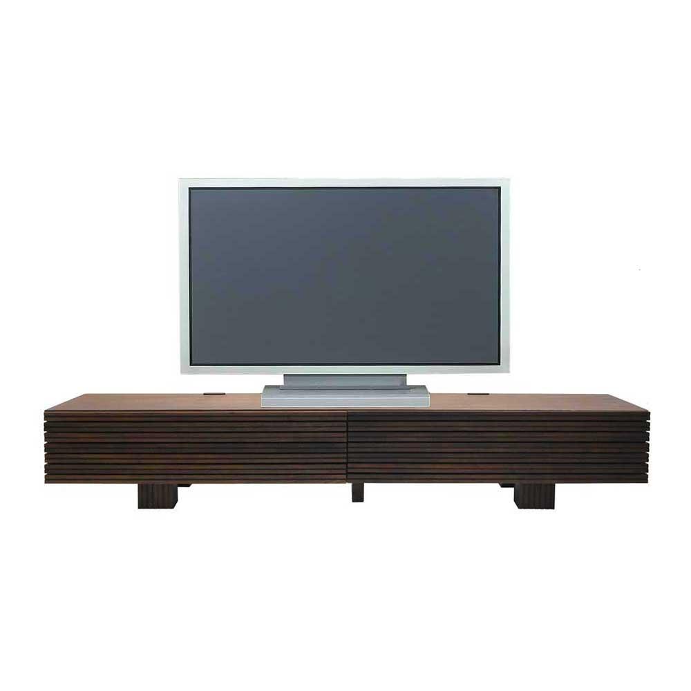 テレビ台 TVボード テレビボード AVボード アルシュ 200 ウォールナット天然木 北欧モダン