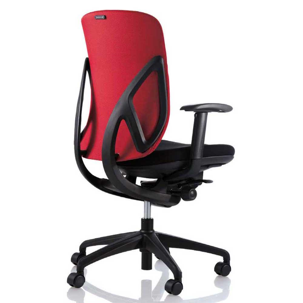 Yera イエラ Office Chair Cushion Type High Background Adjuster Bulldog Elbow Orchid Decorative Collar Port Nothing