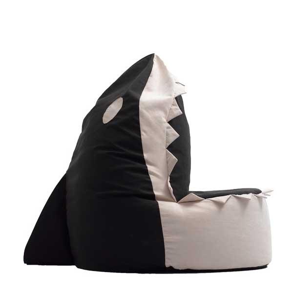 ウレタンソファー 1P 1人掛 Lazy Bag レイジーバッグ 197-CF シャーク カバーリングタイプ