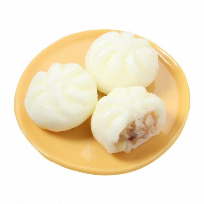 食品サンプル マグネット 食べ物 リアル 通常便なら送料無料 ミニチュア フィギュア マスコット 外国 飲茶 土産 中華まん 雑貨 高級品 肉まん 食品サンプル屋さんのマグネット