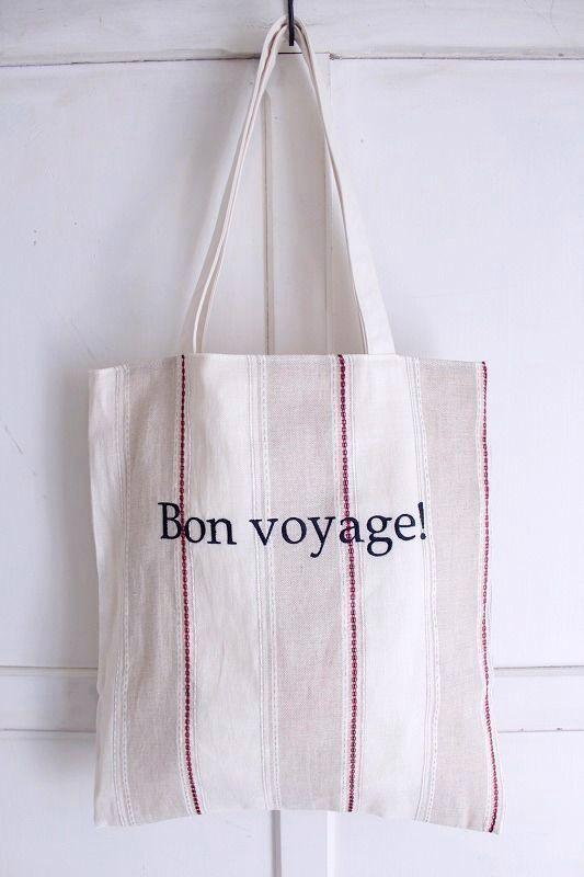 nesessaire〈ネセセア〉Bon voyage toto 通販 激安◆ bag 日本 RD
