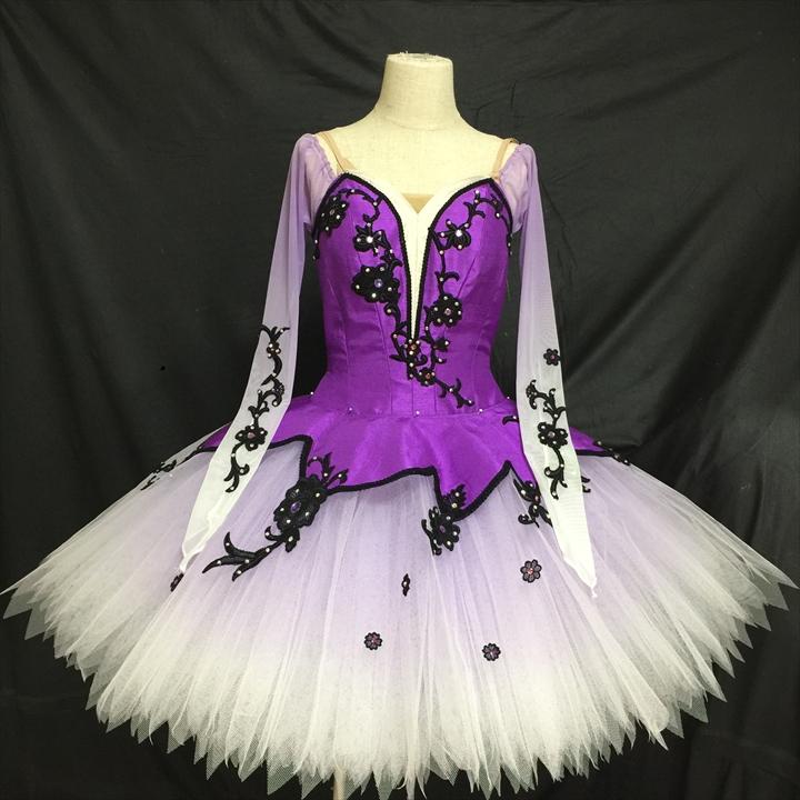 バレエ衣装オーダー151 クラシックチュチュ