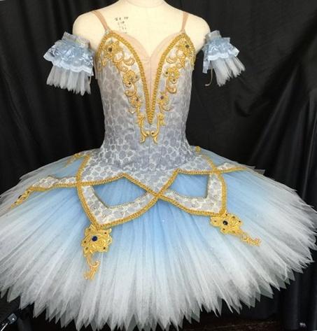 バレエ衣装オーダー 108 クラシックチュチュ フロリナ シルビア