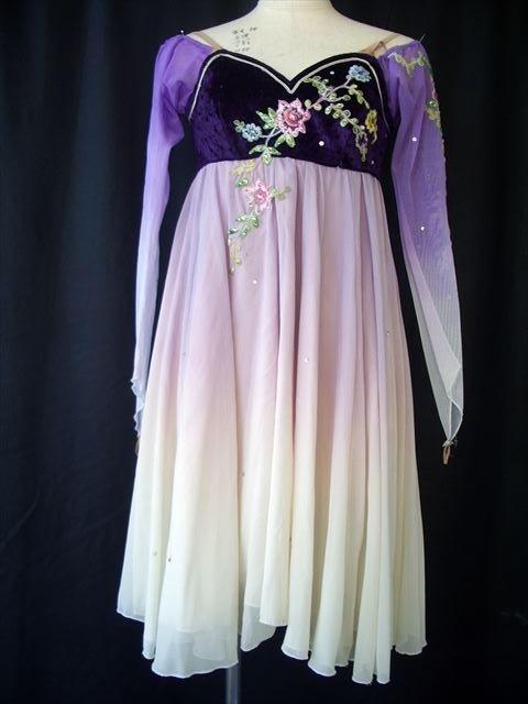 バレエ衣装オーダー20 ロマンチックチュチュ 通学 返品保証 お歳暮 夏祭り