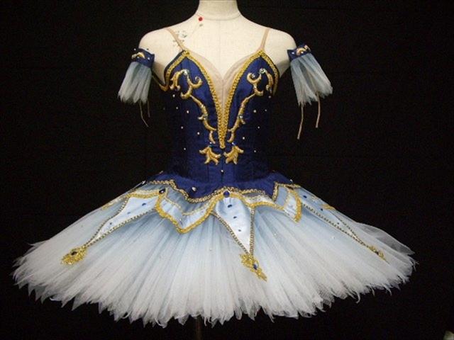 バレエ衣装オーダー 21 クラシックチュチュ