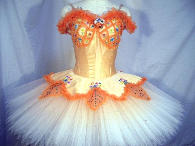 バレエ衣装オーダー 28 クラシックチュチュ
