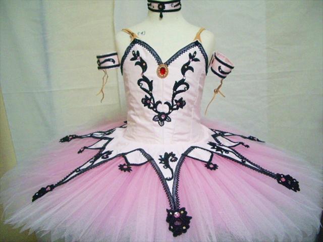 バレエ衣装オーダー 36 クラシックチュチュ