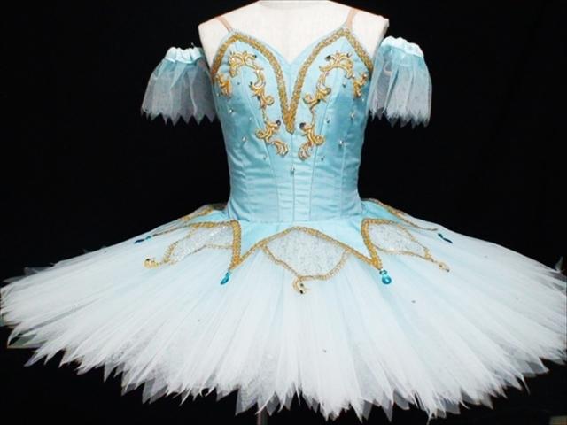 バレエ衣装レンタル子供用 クラシッククチュチュ 45 チュチュレンタル 【レンタル】